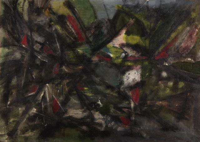 Sergio Dangelo, 'Automne le mistral', 1952, Il Ponte