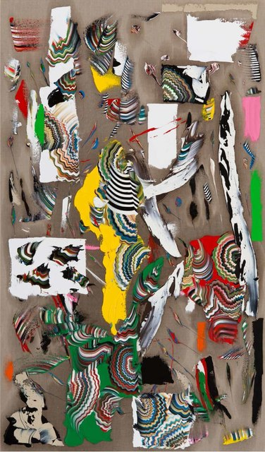 , 'Untitled (1.801),' 2016, Galerie Hans Mayer