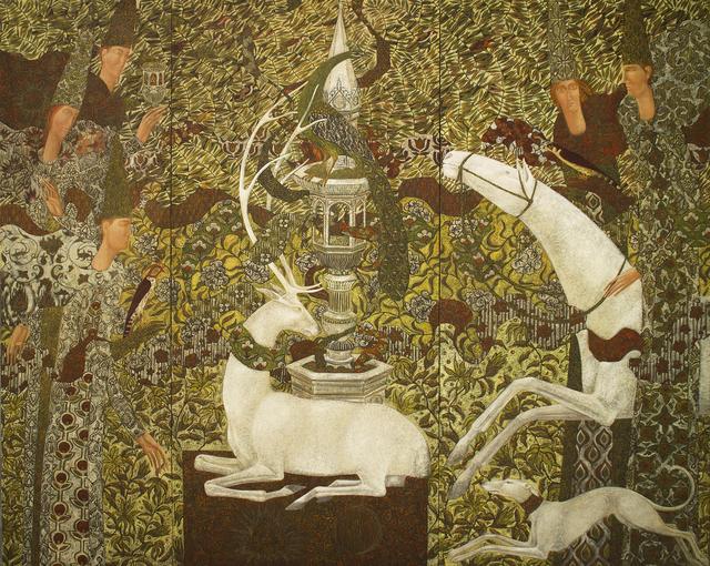 , 'Garden of Dreams (triptych),' , Cadogan Contemporary