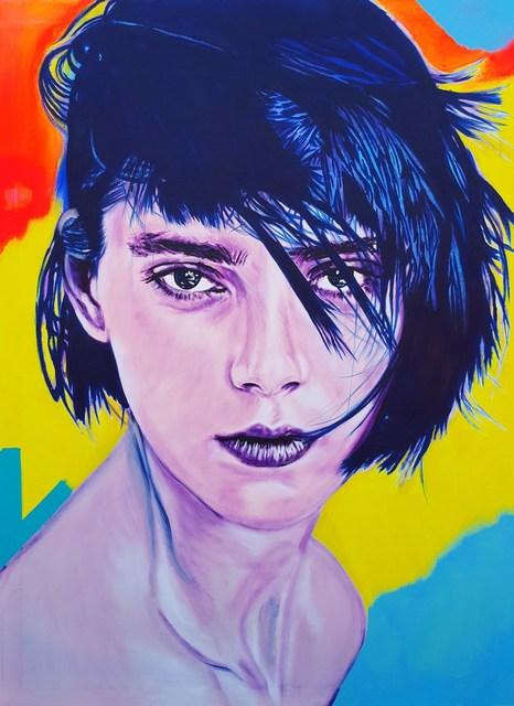 Jack Graves III, 'Agnes Sokolowska Icon', 2018, Graves International Art