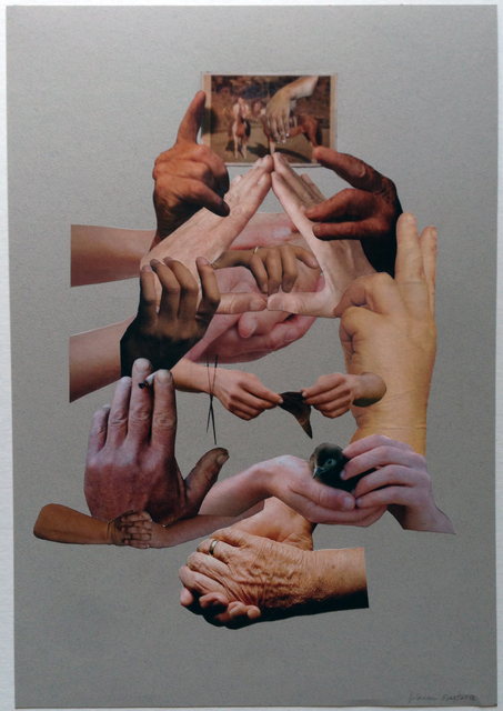 , 'Hands,' 2013, Anglim Gilbert Gallery