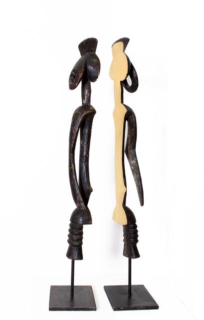 Niyi Olagunju, 'Mumuye III', 2017, TAFETA