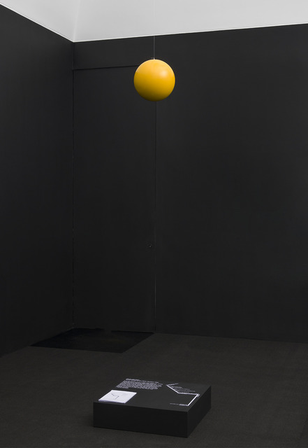 , 'Scale Model of The Solar System,' 1983, Gagosian