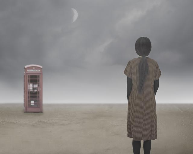 , 'The Call,' 2019, Abbozzo Gallery