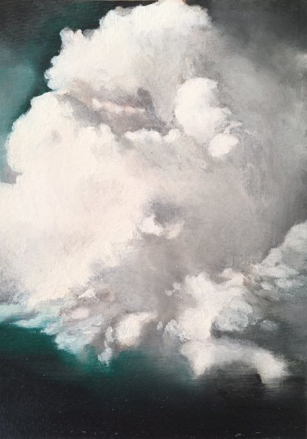 , 'Cloud I,' 2014, Barnard Gallery