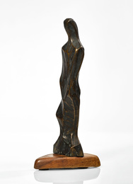 Wharton Esherick, 'Untitled (Standing Figure),' 1965, Sotheby's: Important Design