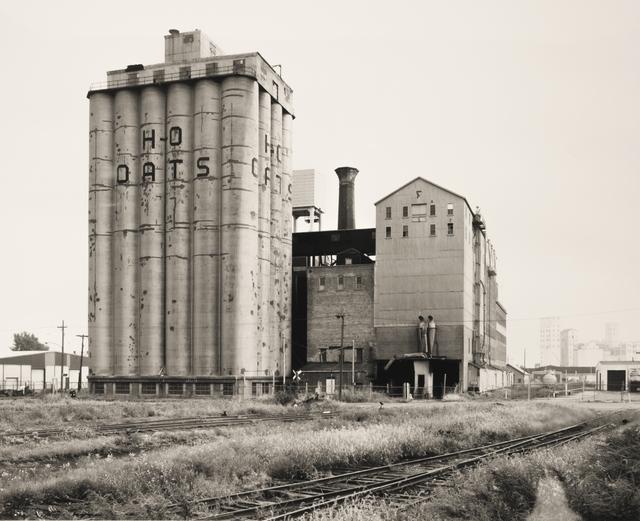 Bernd and Hilla Becher, 'Grain Elevator [Getreideheber],  Buffalo, New York, USA', 1982, Fraenkel Gallery