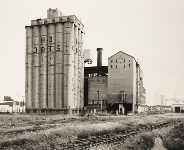 , 'Grain Elevator [Getreideheber],  Buffalo, New York, USA,' 1982, Fraenkel Gallery