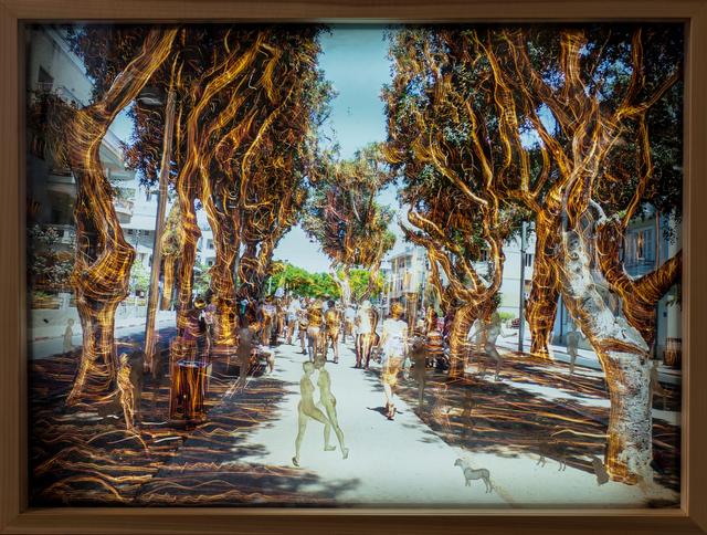 , 'Rothschild Boulevard, Tel-Aviv,' 2014, Vision Neil Folberg Gallery