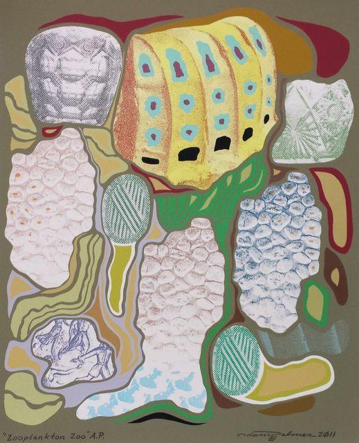 Adam Palmer, 'Zooplankton Zoo ', 2010, Ro2 Art