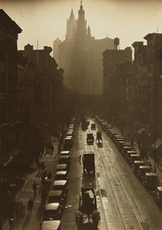 Consuelo Kanaga, 'Downtown, New York,' 1924, Phillips: The Odyssey of Collecting