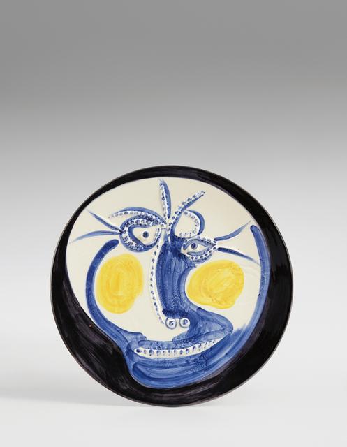Pablo Picasso, 'Visage (Face)', 1960, Phillips