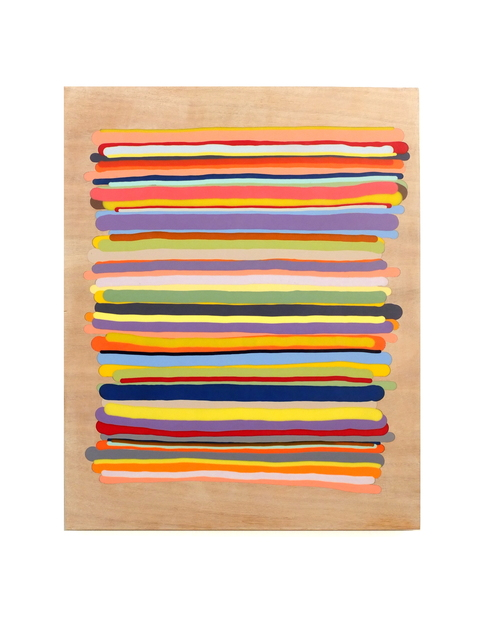 , 'Lines 1,' 2017, DENK Gallery