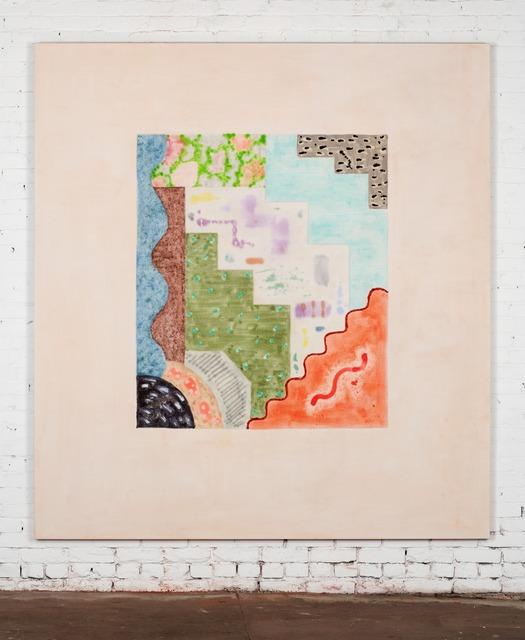 Rebecca Morris, 'Untitled (#01-13),' 2013, Whitney Biennial 2014