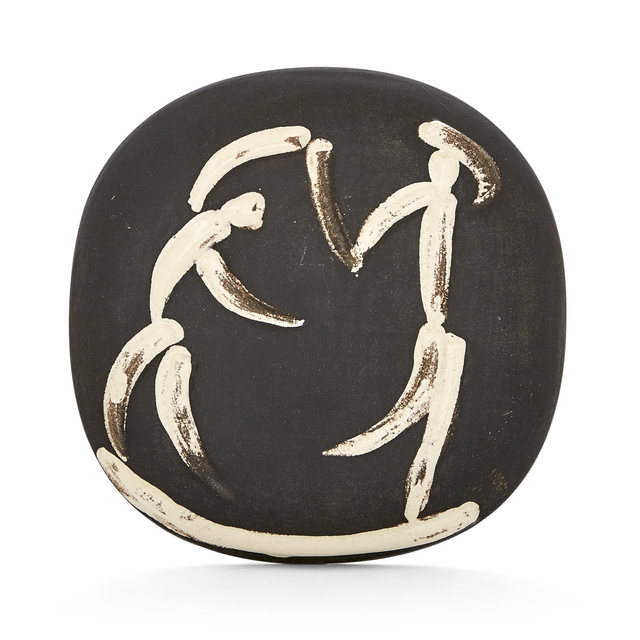 Pablo Picasso, 'Danseurs (A.R. 388)', 1956, Doyle