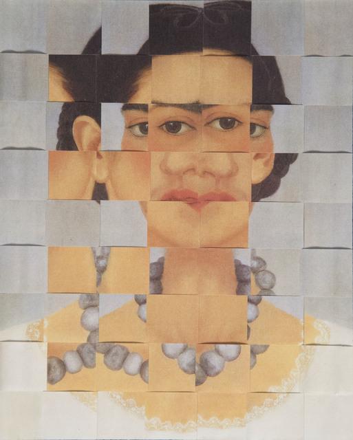 , 'Frida Back & Forth,' 2014, Carter Burden Gallery