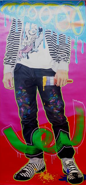 , 'Artist,' 2016, Taksu
