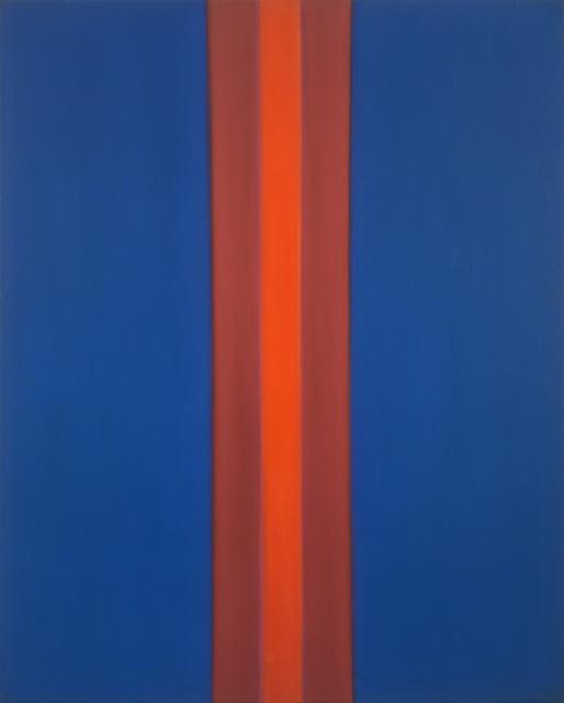 David Aspden, 'Jnana', ca. 1966, Painting, Acrylic on canvas, Charles Nodrum Gallery