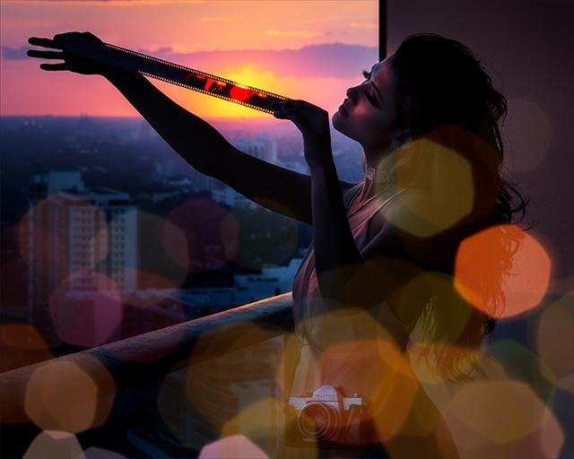 David Drebin, 'Sunset Lover', 2019, CAMERA WORK