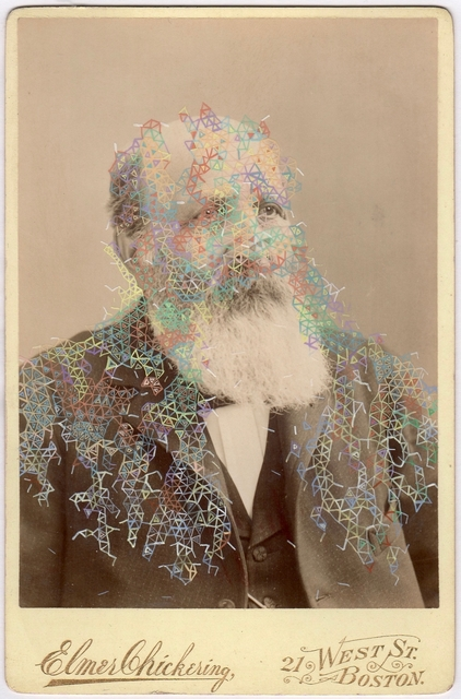 Tom Butler, '(Ten Elmers) Triangular Elmer ', 2018, Charlie Smith London