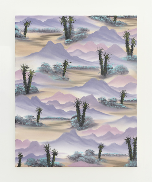 , 'Yucca Valley (Maude),' 2017, Anat Ebgi