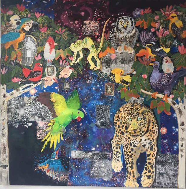 , 'From the Branches They Sing,' , Mizuma Art Gallery