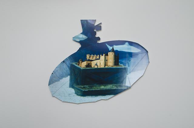 Janet Bellotto, 'WAVE (Castle)', 2013, Zilberman Gallery