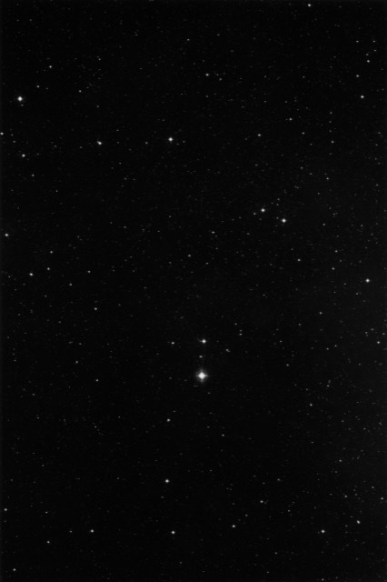 Thomas Ruff, '11h 42m/-40°', 1992, Galería OMR