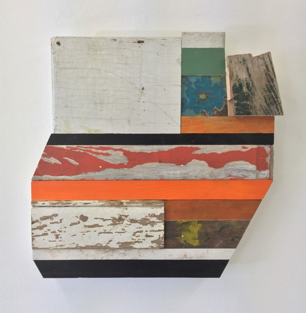 , 'A Sea Boneyard,' 2018, The Schoolhouse Gallery