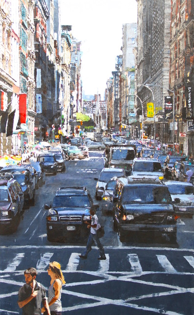 , 'NYC XXXI,' , Absolute Art Gallery