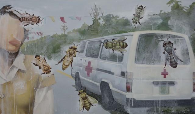 , '激情的逻辑Ⅱ,' 2013, Ying Space