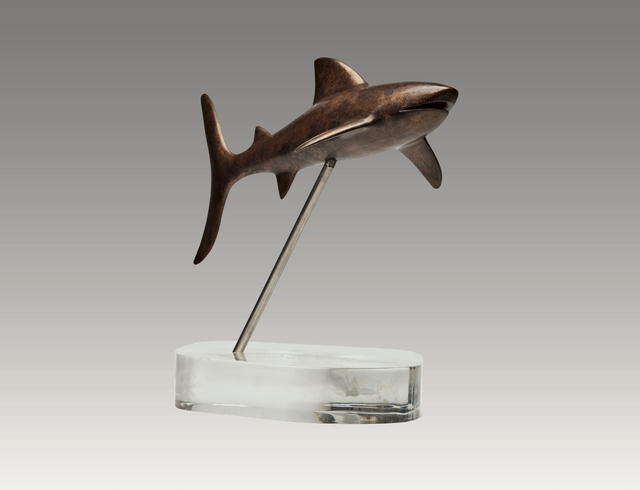 , 'Shark,' , Robert Hooke Sculpture Gallery