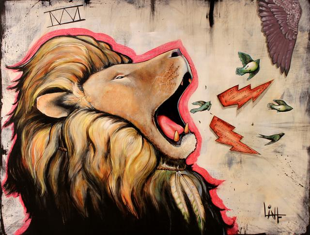 , 'Lion Bolt,' , Ruckus Gallery