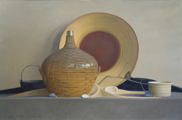 Robert Douglas Hunter, 'Still Life with Sand and Shells', 1984, Vose Galleries