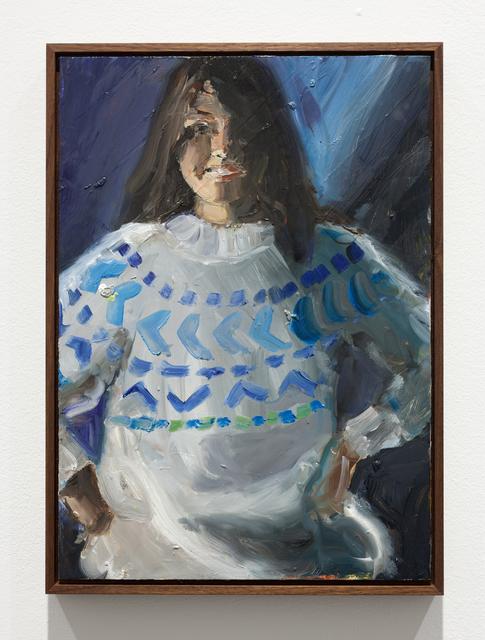 , 'Fuzzy,' 2017, Galleri Magnus Karlsson