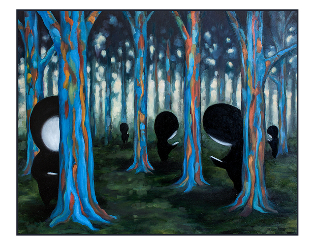 , 'Forest For The Trees,' 2017, Avenue 12 Gallery