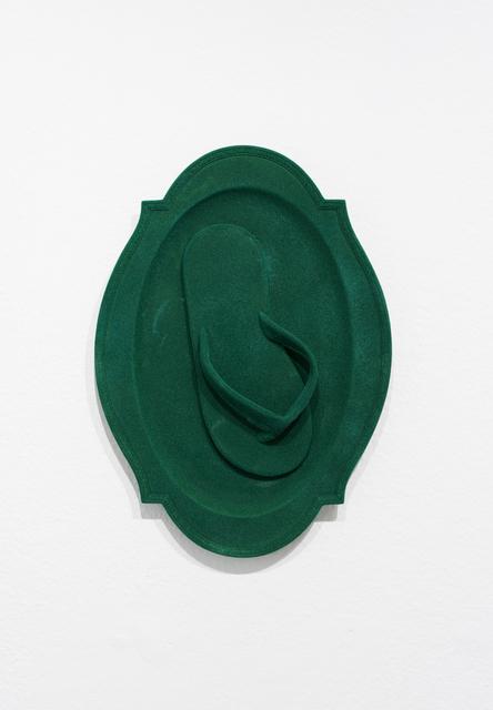 , 'Verde Matriarca,' 2018, Eutectic Gallery