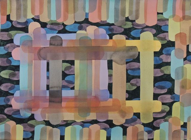 , 'There's Only One Way Out,' 2017, Linda Warren Projects