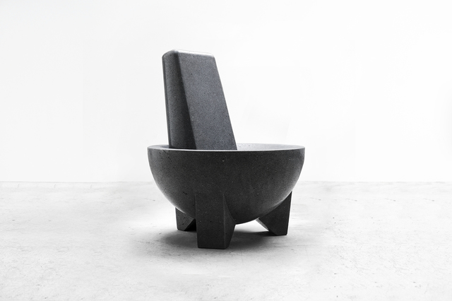 , 'Molcajete Chair (Mortar Chair),' 2018, Side Gallery