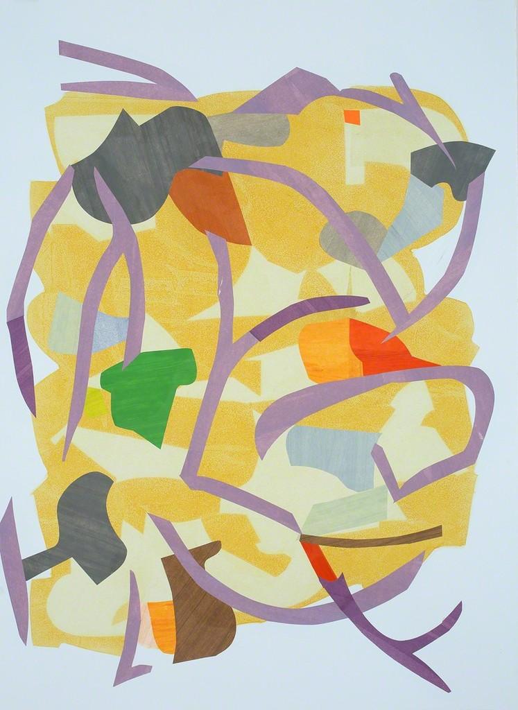 'Purple Thorns', 2018