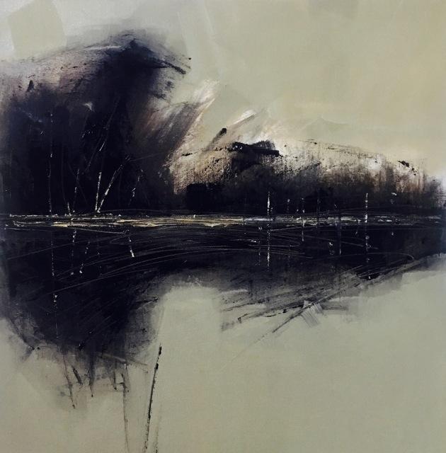 Wanda Westberg, 'El Lago al Amanecer ll (The Lake at Daybreak)', 2018, SHOH Gallery