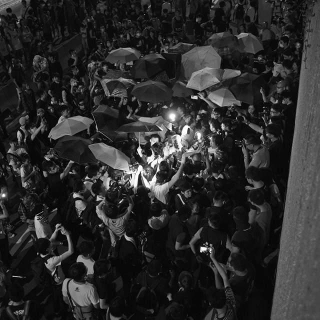 , 'The Umbrella Salad IV,' 2014, Blindspot Gallery