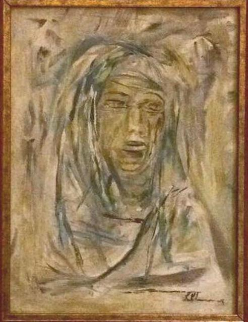 Krishen Khanna, 'Untitled', 1970s, Arushi Arts