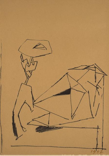 , 'Space umbrallesque ,' 1947, Galerie Isabella Czarnowska