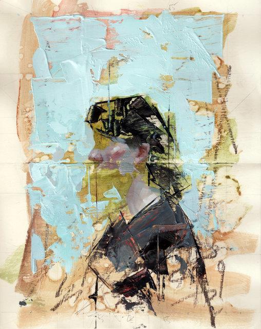 , 'Imprint No. 22,' 2015, Hashimoto Contemporary