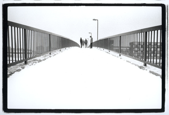 , '4. Joy Division. Hulme, Manchester. 6 January 1979,' 2006, Paul Stolper Gallery