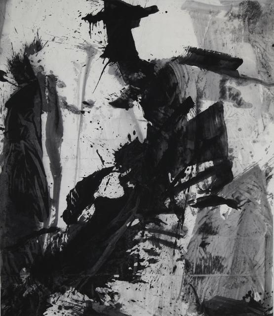 , 'F233 Attempt F233 躍式,' 2014, Galerie du Monde