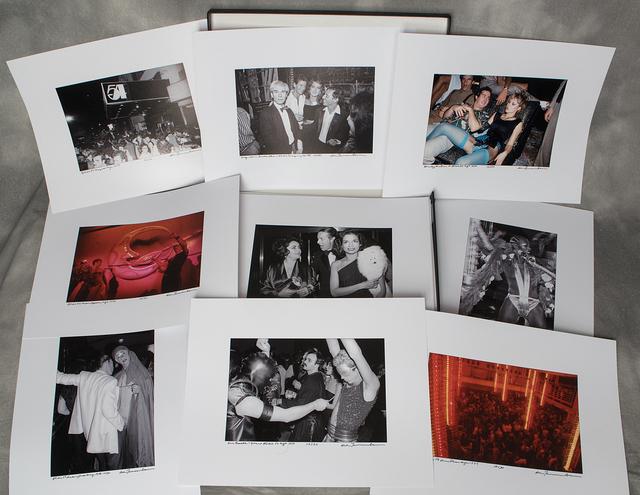 , 'Studio 54 Portfolio, 1977-1981 (36 prints),' , Madelyn Jordon Fine Art