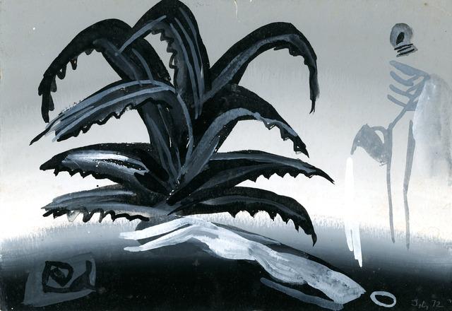 , 'Grow,' 1972, Anglim Gilbert Gallery