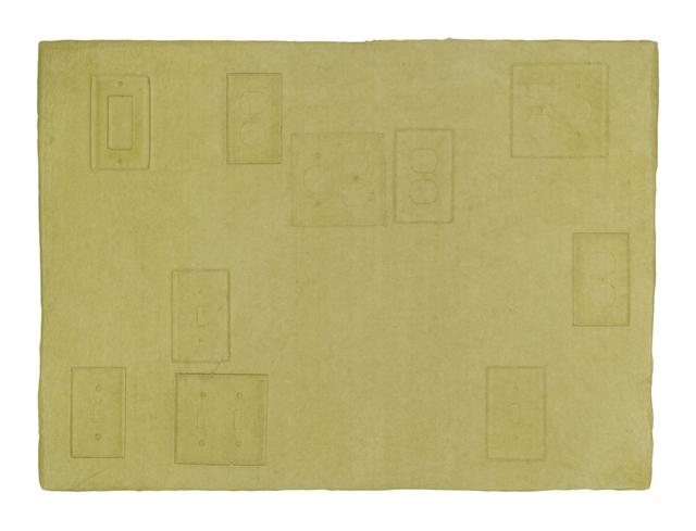, 'Untitled (7815),' 2014, Dieu Donné